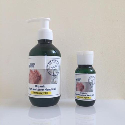 Organic Clean Moisture Hand Gel